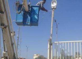 """فصل التيار الكهربائي عن قرية الجبيل بـ""""طور سيناء"""" غدًا"""