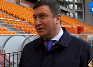 مدير استاد مباراة مصر وأوروجواي يؤكد نفاد التذاكر