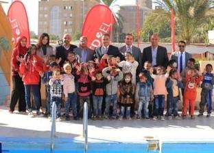 احتفالية لعدد 45 طفلا من زارعي القوقعة في الأقصر