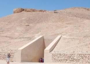 انهيار سقف مقبرة «رع ور» و«الوزارة»: ليست أثراً