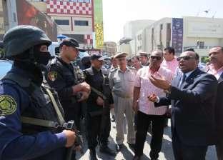 """""""أمن الغربية"""" يحرر 15 بلاغ حرائق ووقاية من المفرقعات لتأمين المواطنين"""