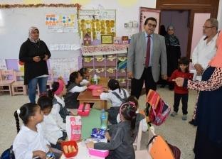 """""""تعليم جنوب سيناء"""" تطالب مديري المدارس بمتابعة تنفيذ الأنشطة بالفصول"""