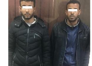 سقوط تشكيل عصابي بتهمة الشروع في سرقة خط الغاز بالإسماعيلية