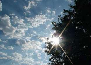 """""""الأرصاد"""" تعلن حالة الطقس ودرجات الحرارة المتوقعة غدا الجمعة"""