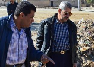 رئيس مدينة القصير: استمرار أعمال توصيل الصرف الصحي للمنازل