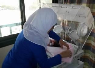 تنظيم قافلة طبية بمصر القديمة في تخصصات النساء والأطفال والباطنة