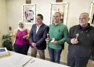 مسابقة لإنقاص الوزن.. والجائزة «دهب»