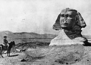 """هذه الحقائق التاريخية """"مغلوطة"""".. نابليون بريء من أنف """"أبو الهول"""""""