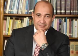 """علاء ثابت: """"الأهرام"""" لا علاقة لها بـ""""المدعو خالد سعد"""" الذي زار إسرائيل"""