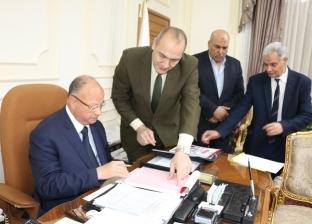 محافظ القاهرة يعتمد الشهادة نتيجة الإعدادية بنسبة نجاح 82%