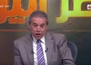 اليوم.. توفيق عكاشة يتقدم باستقالته من التلفزيون المصري