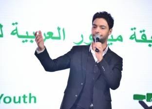 15 إبريل.. أحمد جمال يبدأ حفلاته الغنائية بجامعات مصر