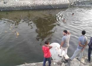 غرق طفل بترعة المحمودية فى البحيرة بسبب كرة قدم