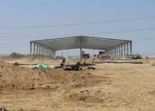طرح المرحلة الأولى من مدينة الأثاث في دمياط 17 سبتمبر