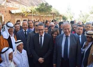 """وزير الآثار: دير كاترين من أهم 7 مواقع مصرية مسجلة بـ""""التراث العالمي"""""""
