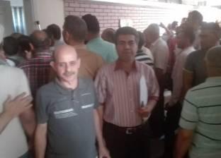 إقبال متوسط بانتخابات المرحلة الثانية من النقابات العمالية ببورسعيد