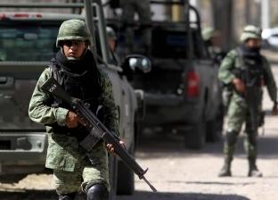 المكسيك توقف قافلة مهاجرين من أمريكا الوسطى