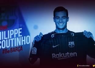 رسمياً: برشلونة يعلن التعاقد مع فيليب كوتينيو