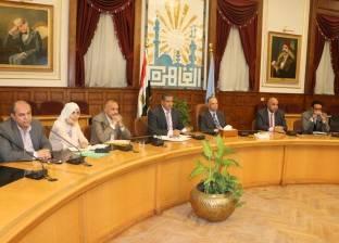 """محافظ القاهرة ورئيس """"جهاز التعمير"""" يبحثان تطوير طريق الأوتوستراد"""