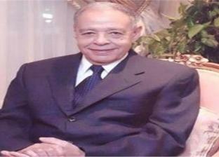 تكريم قبل الرحيل.. إبراهيم سعدة حصل على شخصية العام قبل وفاته بأيام