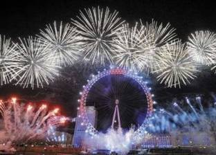 """هؤلاء النجوم أحيوا احتفالات رأس السنة ببرامج """"التوك شو"""""""