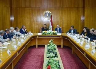 """""""الاستثمار"""" و""""التجارة"""" يبحثان مع """"المصري الصيني"""" جذب استثمارات جديدة"""
