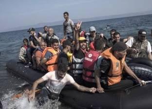 إنقاذ 100 مهاجر غير شرعي قبالة السواحل الليبية غرب البلاد