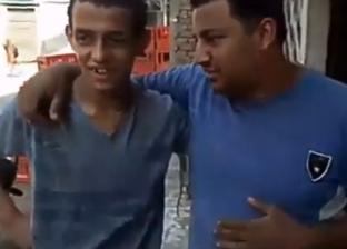 """مصور فيديو الاعتداء لـ""""معاق الشرقية"""": """"مش إنت قلت لي صورني أشوف نفسي؟"""""""