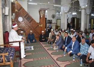 صور.. محافظ الفيوم يشهد احتفال الأوقاف بالعامالهجري الجديد