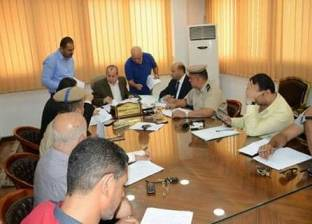 تكثيف الحملات على الطرق لمتابعة الالتزام بالتعريفة الجديدة في دمياط