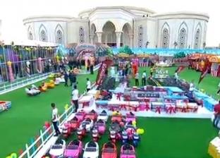عاجل| السيسي يصل إلى مركز المنارة للاحتفال بالعيد مع أبناء الشهداء