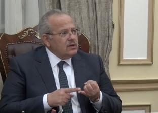 رئيس جامعة القاهرة يفتتح كلية الدراسات الأفريقية العليا