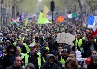 """صدامات بين الشرطة الفرنسية ومتظاهرين في مسيرات """"عيد العمال"""""""