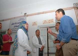 مستشفى ساحل سليم بأسيوط استقبل 20 ألف مريض في شهر