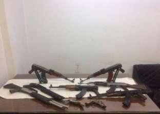 ضبط 3 بحوزتهم أسلحة نارية غير مرخصة بأسيوط