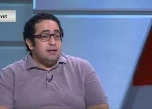 """محمد طعيمة: """"خلصانة بشياكة"""" سيأخد حقه مع مرور الوقت"""