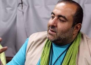 النيابة تستأنف على قرار إخلاء سبيل المخرج سامح عبد العزيز