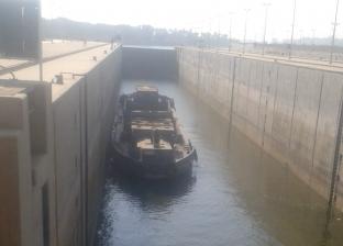النقل النهري: هويس قناطر أسيوط الجديدة جاهز لاستقبال الوحدات النهرية