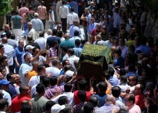 جنازة سيف العماري