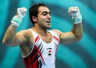 """فرحة وإنجاز.. بطل كأس العالم للجمباز لـ""""الوطن"""": لم يحققها مصري قبلي"""
