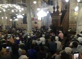 إمام مسجد الحسين في احتفالية المولد: الرسول نهانا عن قتل الأبرياء