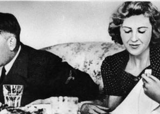 """""""فصل من التاريخ"""".. قصة انتحار وزواج هتلر"""