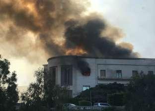 """شهود عيان عن تفجير """"خارجية ليبيا"""": الموقف مرعب.. وتواجد أمني بالمقر"""
