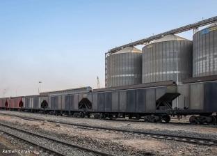 النقل تعلن حركة قطارات البضائع العامة بميناء دمياط