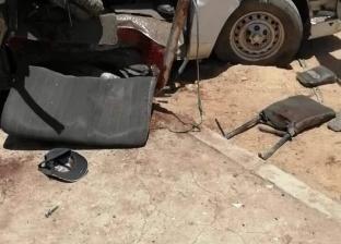 """""""شباب الغردقة"""" يطلقون حملة للتبرع بالدم لمصابي حادث تصادم سيارتين"""