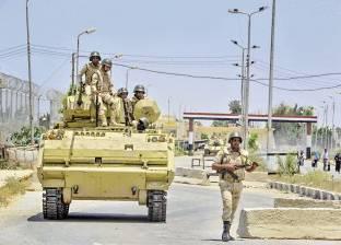 إصابة مجندَى شرطة فى انفجار عبوة ناسفة على الطريق الدائرى بالعريش