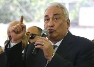 """""""عاشور"""" يوجه رسالة لمحاميات مصر"""
