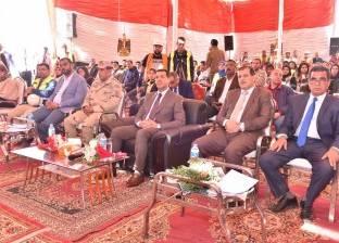 محافظ أسيوط يشهد انطلاق مبادرة دعم المشروعات القومية بمحطة كهرباء غرب