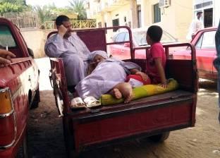 """حجز 3 عربات يد و11 """"تروسيكل"""" في حملة أمنية بالقاهرة خلال 24 ساعة"""