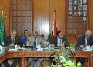 مجلس جامعة المنوفية يوافق على عقد بروتوكولات تعاون مع عدد من الجامعات